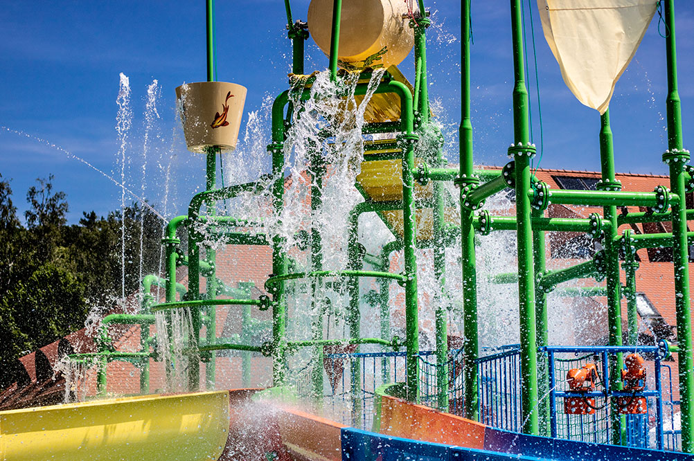 Zdjęcia dla Park Wodny Pokrzywna - Hotele Gorzelanny